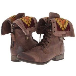 Steve Madden | Chevie Combat boots brown